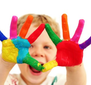 finger_painting child care